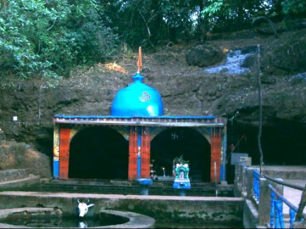 Amboli photos, Hiranya Keshi Temple