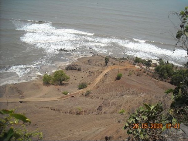 Chaul photos, Korlai Fort - A View