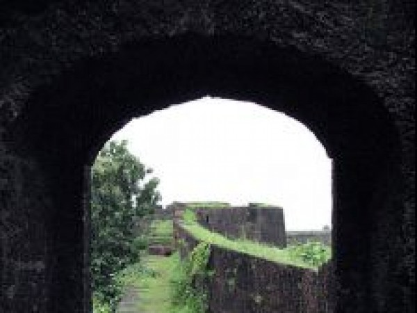 Ratnagiri photos, Jaigadh Fort - Gateway