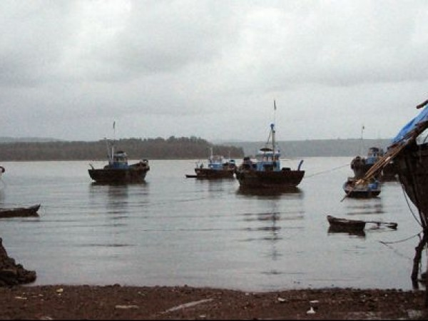 Ratnagiri photos, Jaigadh - Port