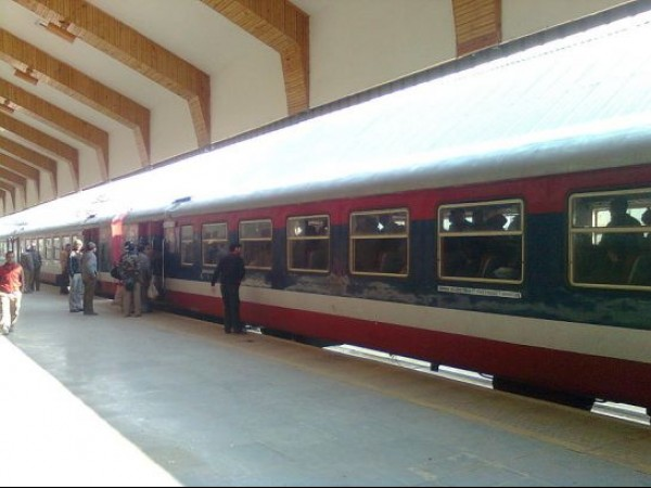 Srinagar photos, Kashmir Valley Railway