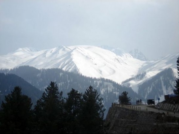 Gulmarg photos, Gulmarg Snow