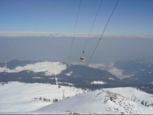 Gulmarg photos, Gondola Lift