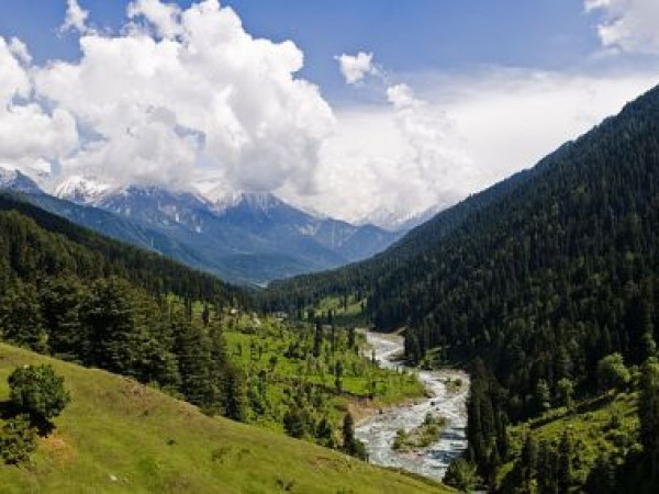 Pahalgam photos, Pahalgam Valley