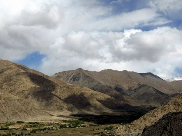 Ladakh photos, Ladakh Landscape During Summers