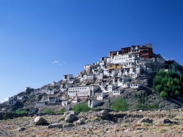 Ladakh photos, Ladakh Monastery