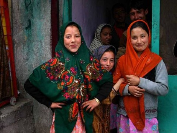 Kargil photos, Girls in Kargil