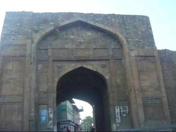 Srinagar photos, Kathi Darwaza