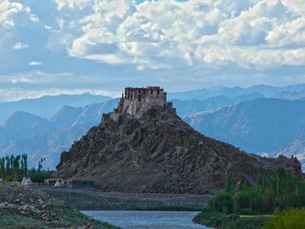 Leh photos, Spituk Monastery