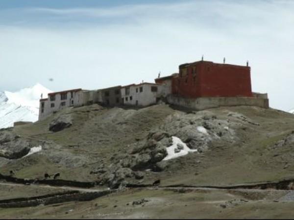 Kargil photos, Rangdum Monastery