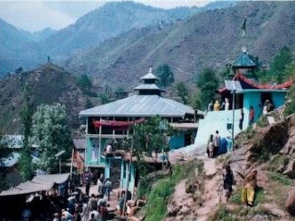 Poonch photos, Ziarat Sain Illahi Bakash Sahib