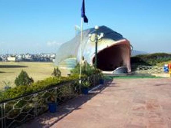 Jammu photos, Bagh-e-Bahu Aquarium - e