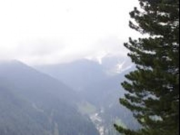 Gulmarg photos, Gulmarg - Valley View