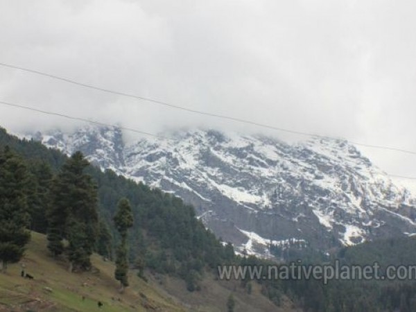 Kashmir photos, Kashmir - Snow Peaks