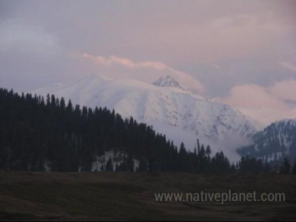Kashmir photos, Kashmir - Sunrise