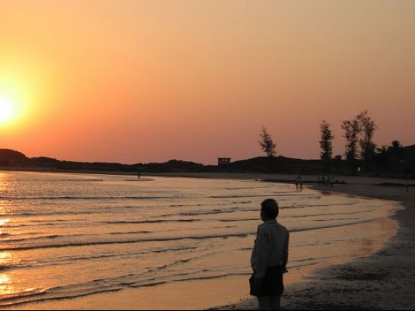 Kumta photos, Kumta Beach - During Twilight