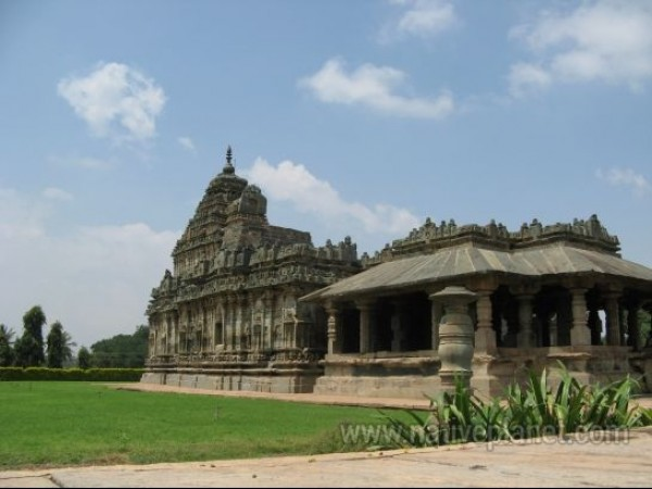 Gadag photos, Lakkundi - Temple View