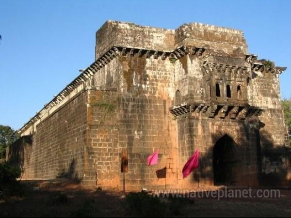 Panhala photos, Ambarkhana Fort