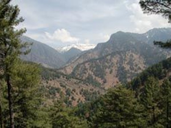 Srinagar photos, Dachigam Wildlife Sanctuary -