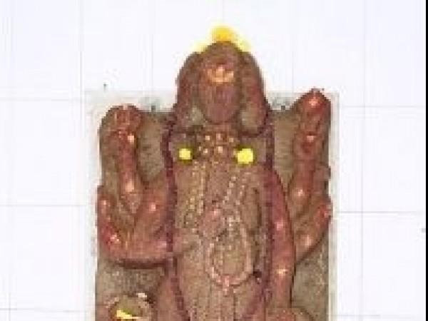 Chaul photos, Datta Mandir - The Idol