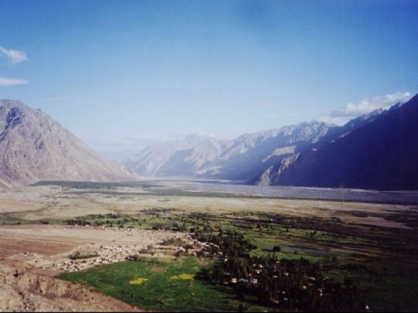 Nubra Valley photos, Diskit Monastery