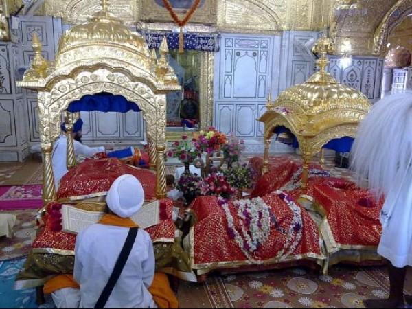 Nanded photos, Hazur Sahib Gurudwara - Interiors