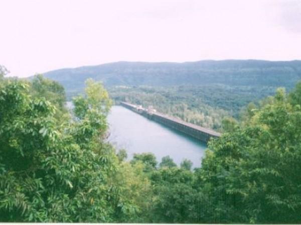 Satara photos, Koyna Dam - A distant view