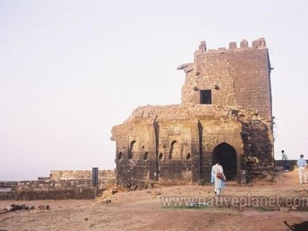 Panhala photos, Panhala Fort - Distant View