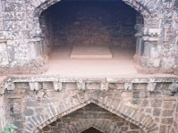 Panhala photos, Panhala Fort - High Angle View