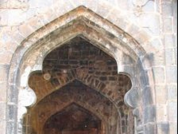 Panhala photos, Teen Darwaza - An Arch
