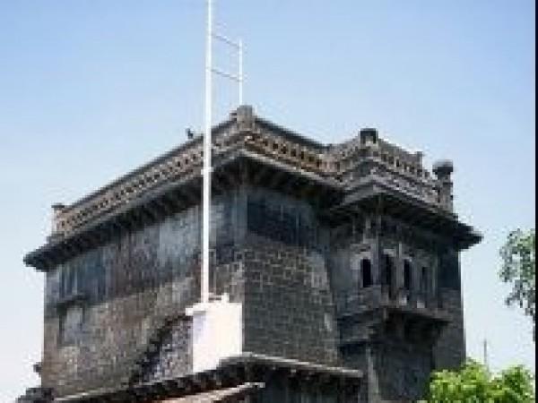 Panhala photos, Sajja Kothi - Distant View
