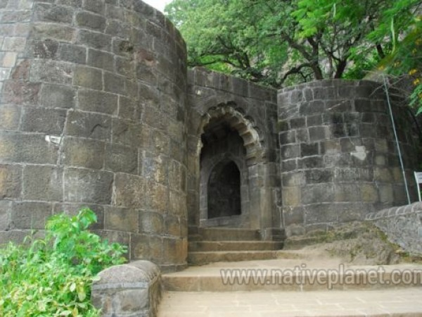 Junnar photos, Shivneri Fort - Huge Fort