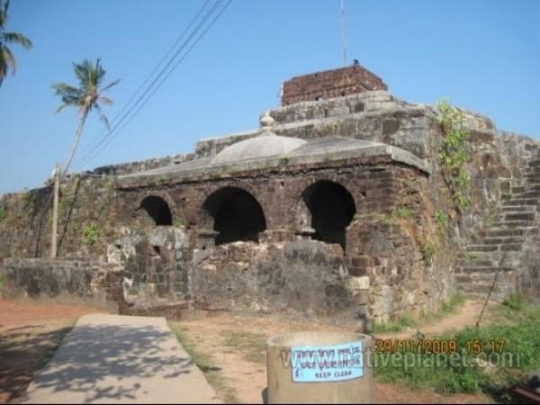 Sindhudurg photos, Sindhudurg Fort - Front view