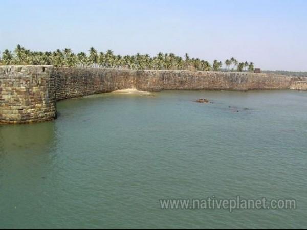 Sindhudurg photos, Sindhudurg Fort - Walls