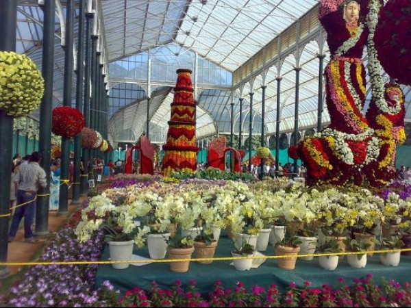 Bangalore photos, Lal Bagh - Flower Show At Lal Bagh