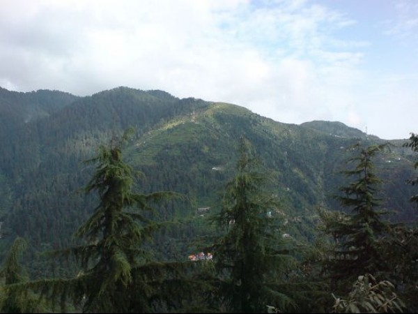 Dalhousie photos, Dalhousie - A mountain view