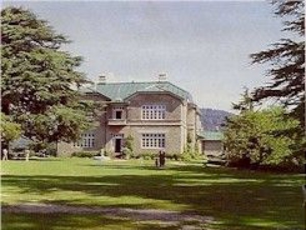 Chail photos, Chail Palace - A Distant view