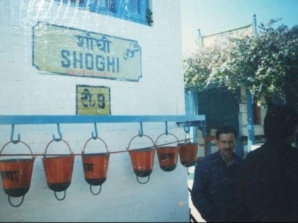 Shoghi photos, Shoghi railway station