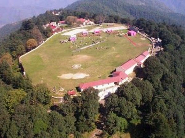 Chail photos, Cricket Ground