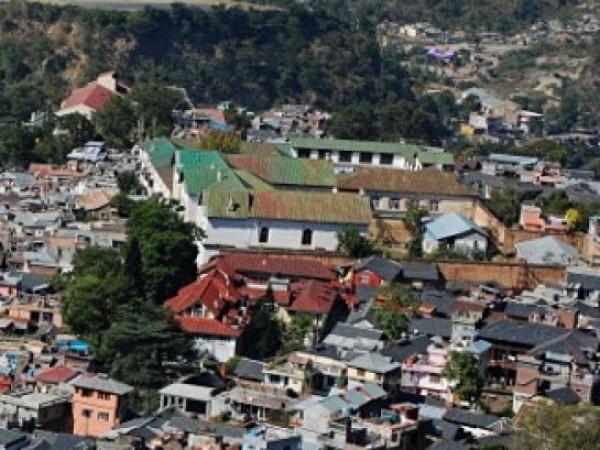 Dalhousie photos, Akhand Chandi Palace