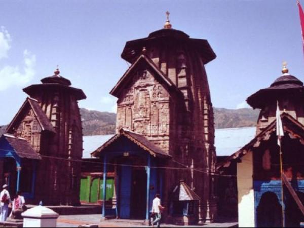 Dalhousie photos, Laxmi Narayan Temple - The Shrines