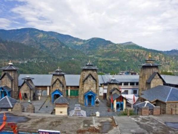 Dalhousie photos, Laxmi Narayan Temple - The Temple Premises