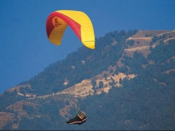 Bir photos, Paragliding