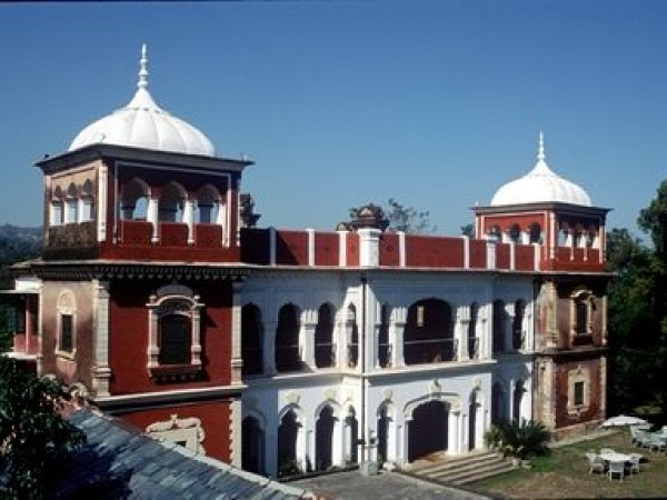 Pragpur photos, The Judge's Court