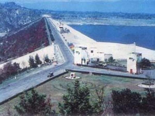 Pragpur photos, Maharana Pratap Sagar Dam - A view