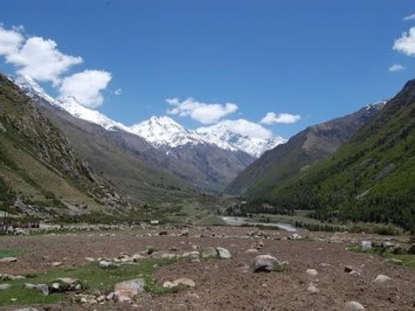 Kalpa photos, Sangla Valley - An enchanting view