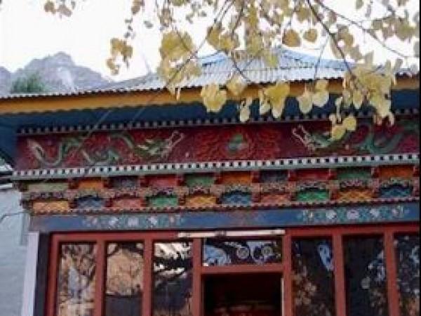 Keylong photos, Kardang Monastery - Inside