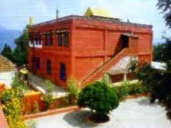 Barog photos, Dolanji Bon Monastery - Exterior View
