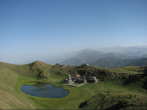 Mandi photos, Prashar Lake - Picture perfect!