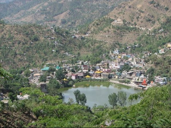 Mandi photos, Rewalsar Lake - A view